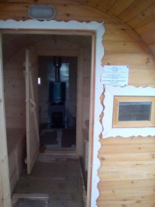 Бани-бочки под ключ от производителя в Екатеринбурге